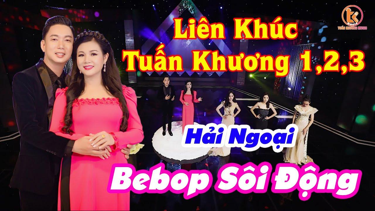 Liên Khúc TUẤN KHƯƠNG - DƯƠNG HỒNG LOAN 1 - 2 - 3 | LK Cha Cha Cha Bebop Hải Ngoại Sôi Động Hay Nhất thumbnail
