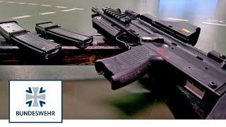 Maschinenpistole MP7 – die effizienteste Waffe der Bundeswehr? | Bundeswehr