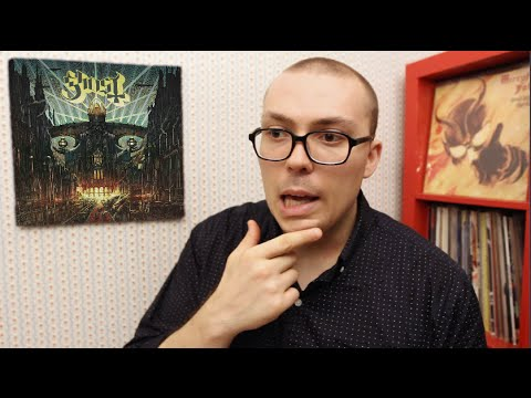 Ghost – Meliora ALBUM REVIEW