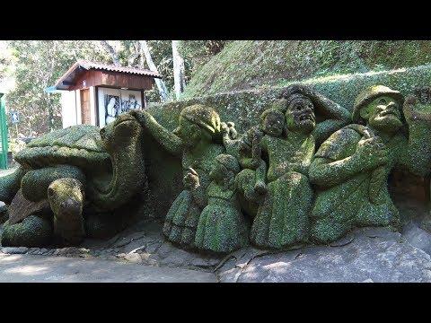Você conhece o Jardim do Nêgo, em Nova Friburgo?