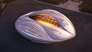 2022 FIFA World Cup Qatar™ Stadium Animations | Qatar 2022