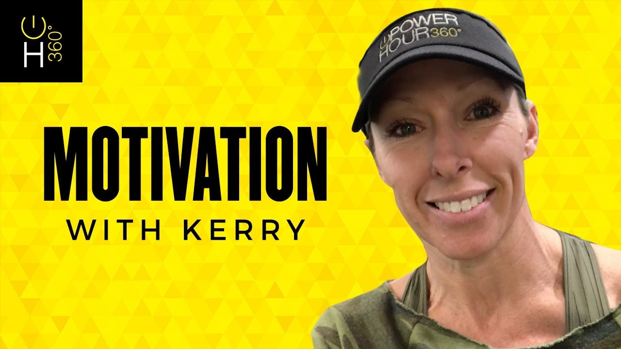 Motivation with Kerry