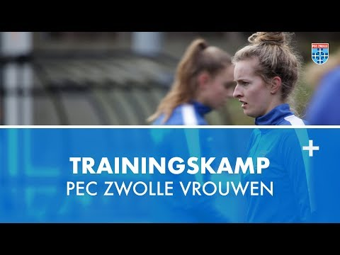 PEC Zwolle op trainingskamp in Zeist