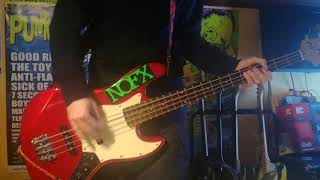 Descendents - Myage BASS Cover