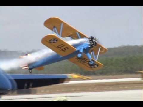 הטייס הטוב בעולם בטיסת ראווה