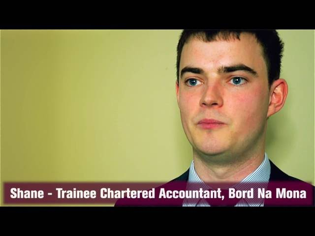 Shane - Trainee Accountant