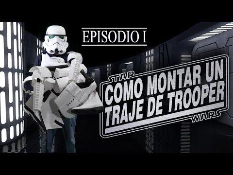 Episodio I: Como montar un traje de trooper