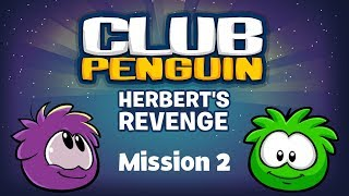 Club Penguin: Herbert's Revenge Mission 2 - Secret of the Fur