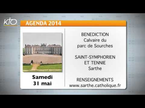 Agenda du 23 mai 2014
