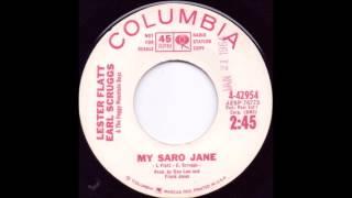 My Saro Jane - Lester Flatt & Earl Scruggs