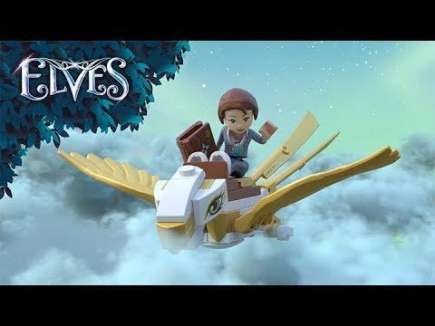 Vidéo LEGO Elves 41190 : Emily Jones et la fuite de l'aigle
