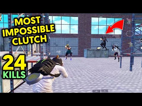CAN I SURVIVE THIS SQUAD RUSH ALONE | PUBG Mobile