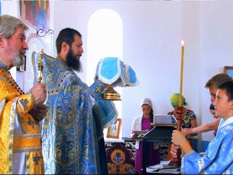Расписание богослужений в храме дмитрия солунского в спб