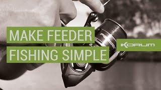 Катушка korum feeder reel 4000 характеристики