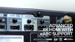 Denon AVC-X4700H Noir (photo supp. n°19)