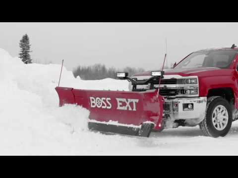 Expanding the Industry the BOSS EXT| BOSS Snowplow