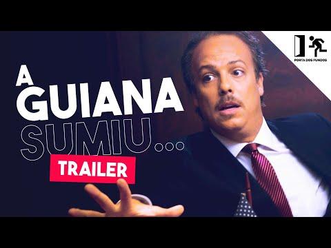 TRAILER - A GUIANA SUMIU