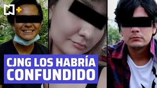 CJNG habría confundido a los hermanos González Moreno, dice la Fiscalía tras hallarlos muertos