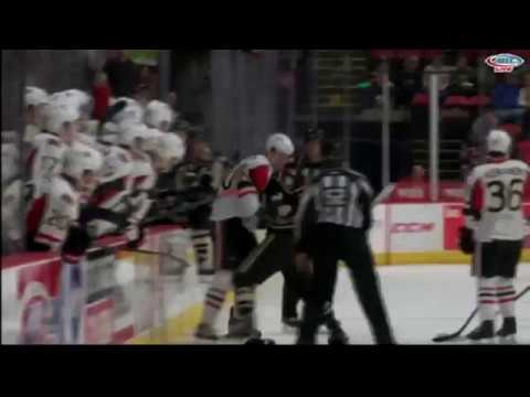 Buddy Robinson vs. Tyler Lewington
