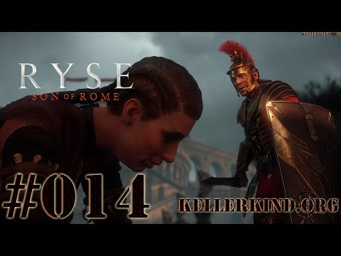 Ryse: Son of Rome [HD|60FPS] #014 - Boudica ★ Let's Play Ryse