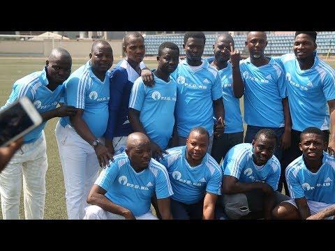 FOOTBALL MATCH : PASUMA, AYUBA, SMALL DOCTOR , SAFEJO Vs PFC