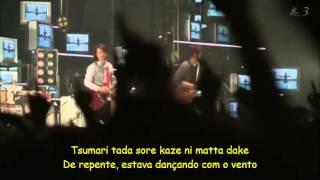 Phrase think, asian kung fu generation kimi to iu hana lyrics