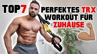 TRX Home Workout - Ganzkörper Trainingsplan