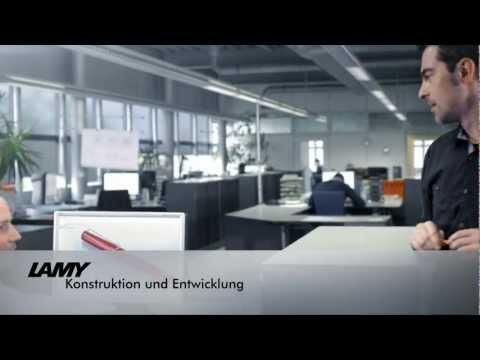 Lamy --Design. Made in Germany. [deutsche Version]