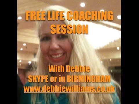 GET A FREE COACHING SESSION WITH DEBBIE