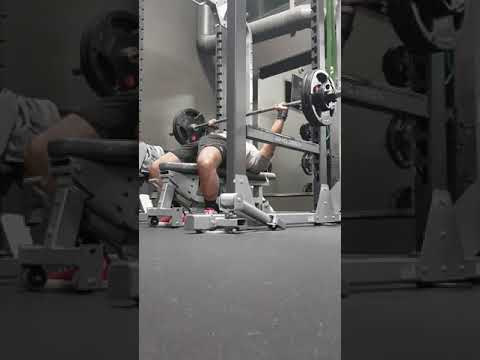 Bench TnG 110kg 5x4 final set