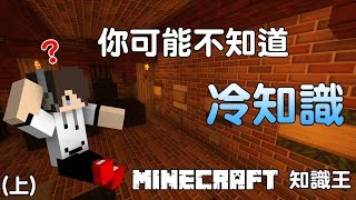 『Minecraft』小品解謎|Minecraft知識王(上):你可能不知道的冷知識!