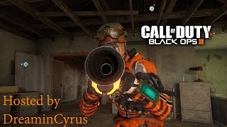 Black Ops 3 open Lobbies - Hosted by DreaminCyrus by theTIVANshow