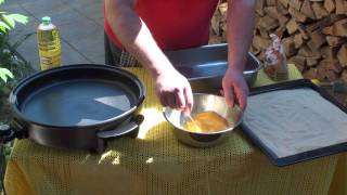 BBQ Pit Boys LA - Wiener Schnitzel XXXL vom Kalb