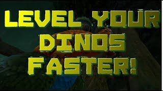 ark mobile how to level up dinos fast - TH-Clip