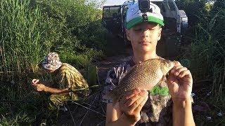 Как я ходила на рыбалку с папой