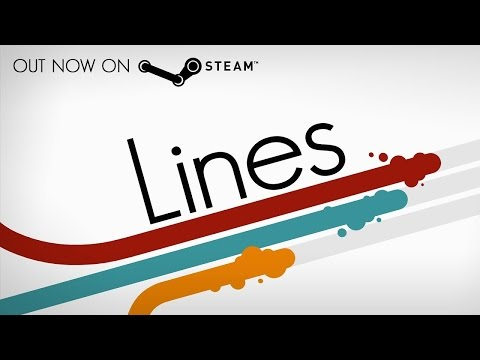Lines Release Trailer Steam thumbnail