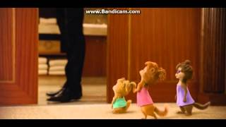 The Chipettes: Whip My Tail (Movie Scene)