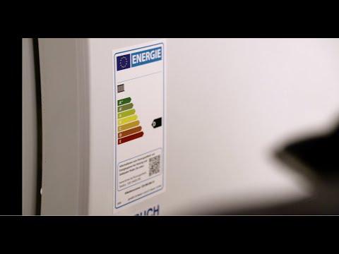 Das Energieeffizienz-Label für bestehende Heizgeräte