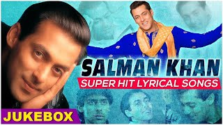 Salman Khan Super Hit Songs | Salman Khan, Bhagyashree