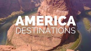 10 Most Beautiful Destinations in America
