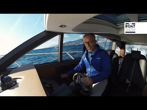 [ENG] PRINCESS V60 – Motor Yacht Review – The Boat Show