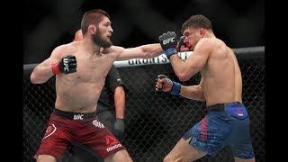 Сабина Саидова - Дагестан | Хабиб Нурмагомедов vs Al Iaquinta | UFC 223 | 2018