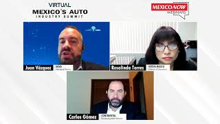 Perspective for Mexico's Auto Parts Industry Supply Chain