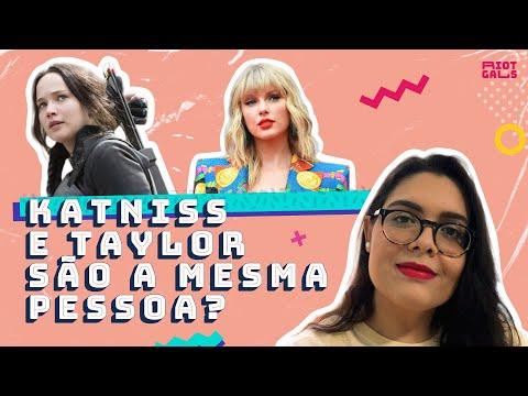 Taylor Swift, Katniss Everdeen e Eleições 2020
