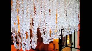 Beaded Curtains: 30 Lovely Decorations