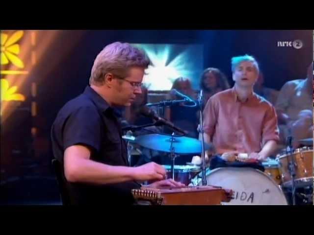 Anders Røine – Revolver (NRK Folklab 2012)