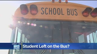 Grandmother Upset After Autistic Student Forgotten On School Bus, Again