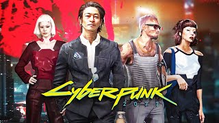 Cyberpunk 2077 — Official Style and Fashion Explained Trailer