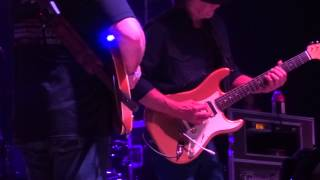 2013-10-03, Zac Brown Band (w-Donald Dunlavey), Fayetteville (GA), I Play the Road