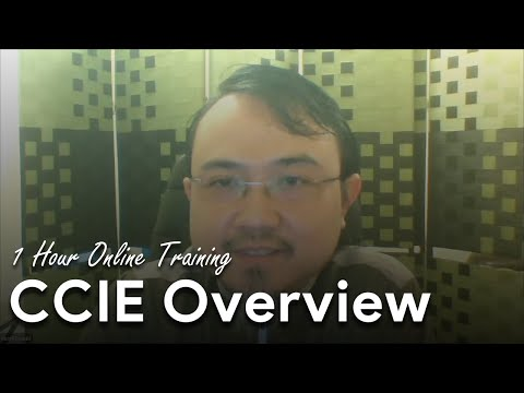 1 Hour Online Training: CCIE Overview - YouTube